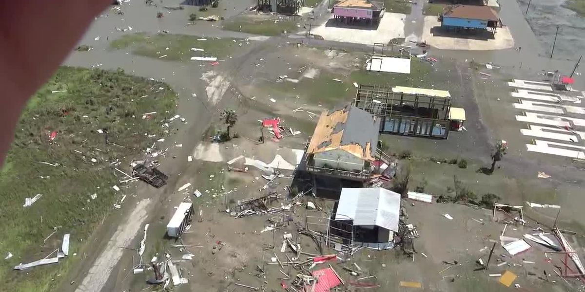 Gov. Edwards issues statement on President Biden's reduction in non-federal cost share for Hurricane Laura