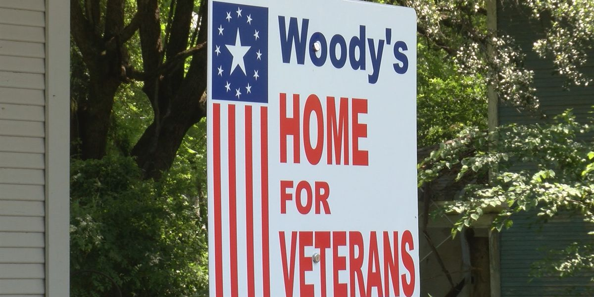 KSLA Salutes: Woody's Home for Veterans