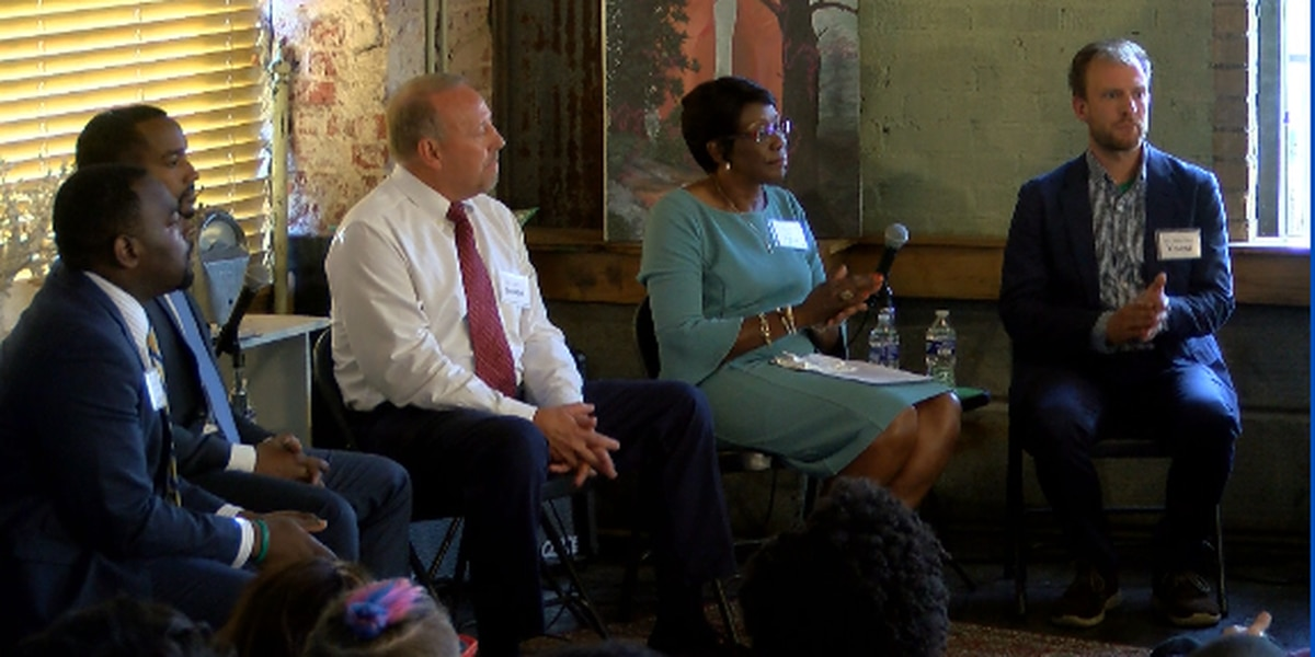 5 mayoral candidates address forum that targeted millennials