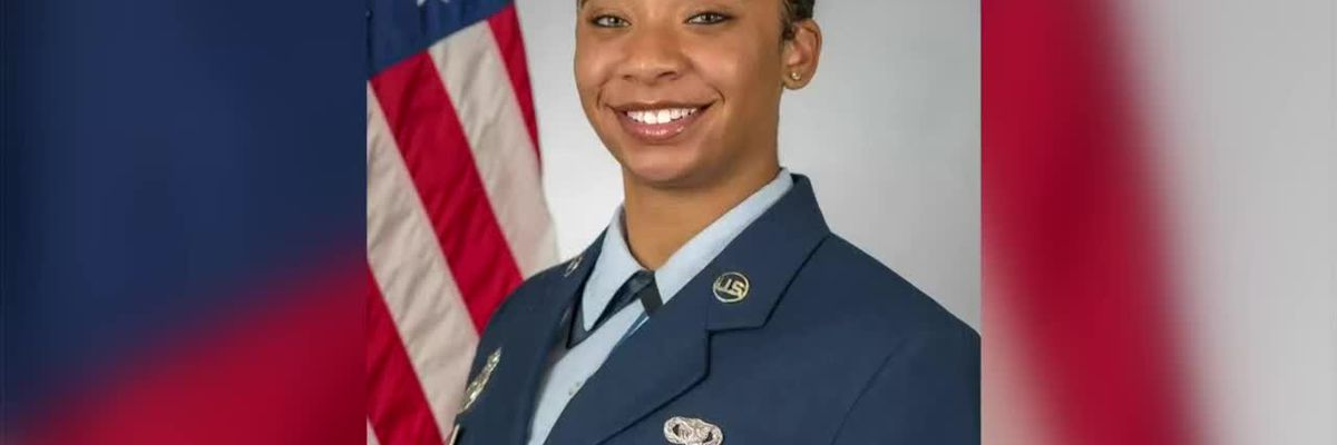 KSLA Salutes: ArkLaTex airman's service in uniform earns her a scholarship out of uniform
