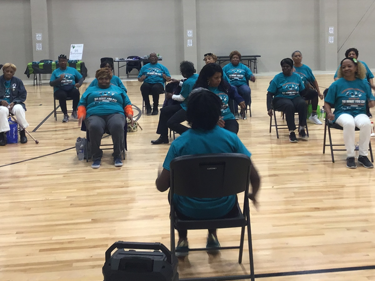SPAR's chair aerobics classes for senior citizens to continue uninterrupted, Shreveport official confirms