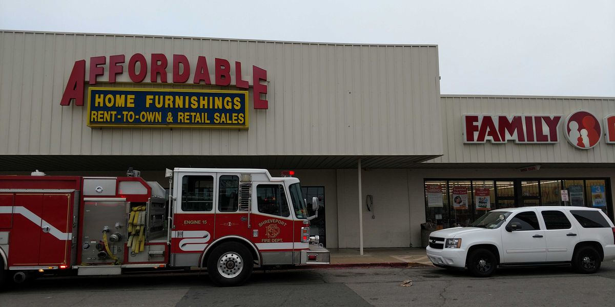 Sprinkler system floods several businesses after fire