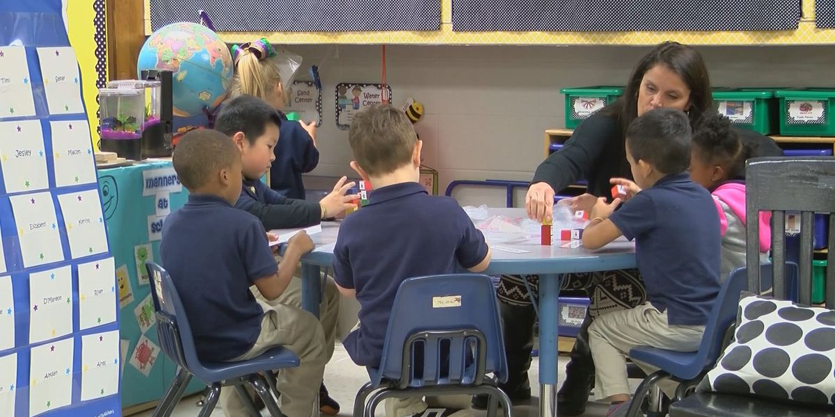 House committee approves governor's version of K-12 formula