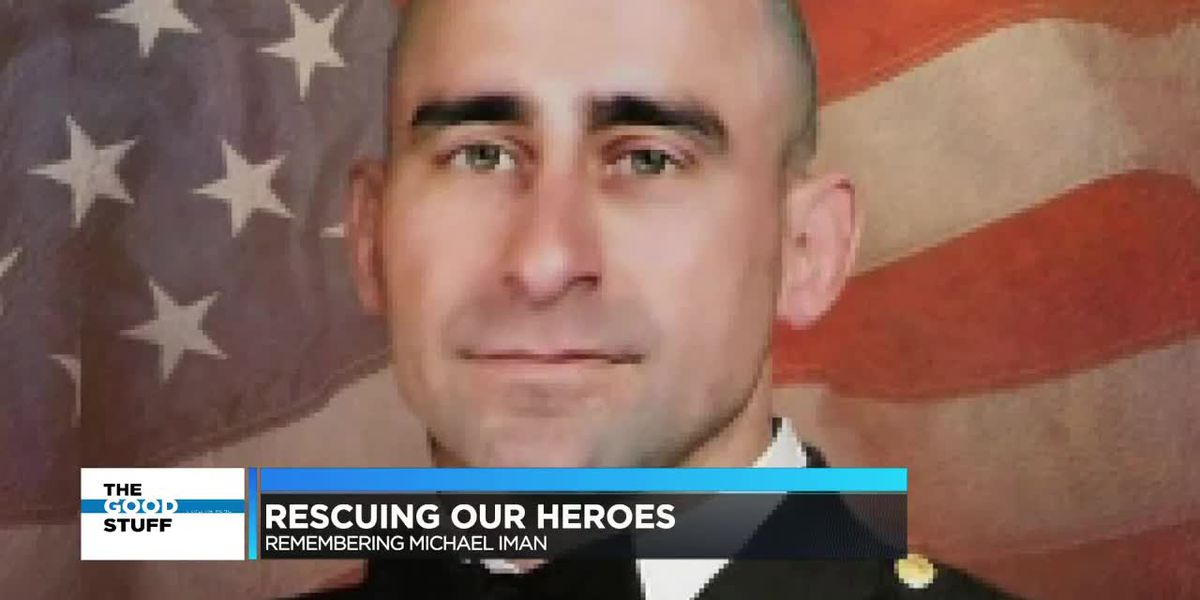 The Good Stuff: Rescuing Our Heroes