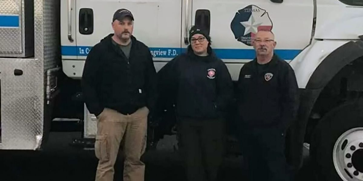 East Texas firefighters join California wildfire battle