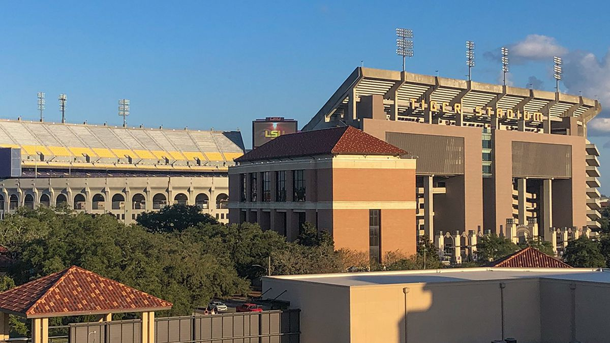 Police: Suspect bragged about attacking, robbing man in Tiger Stadium bathroom