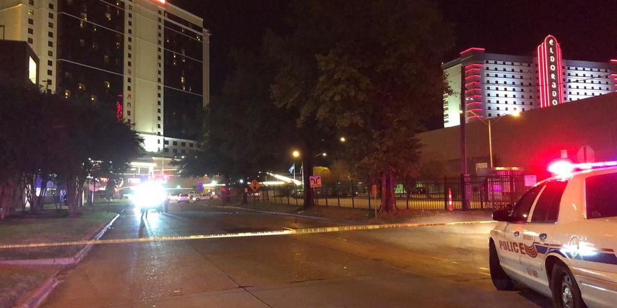 1 shot in Downtown Shreveport by off-duty SPD officer