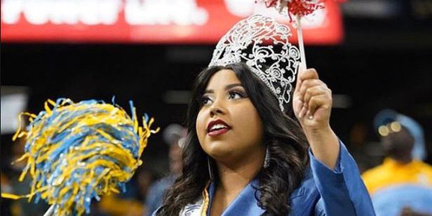 Miss Southern University Alacia Brew vies for spot as HBCU Campus Queen