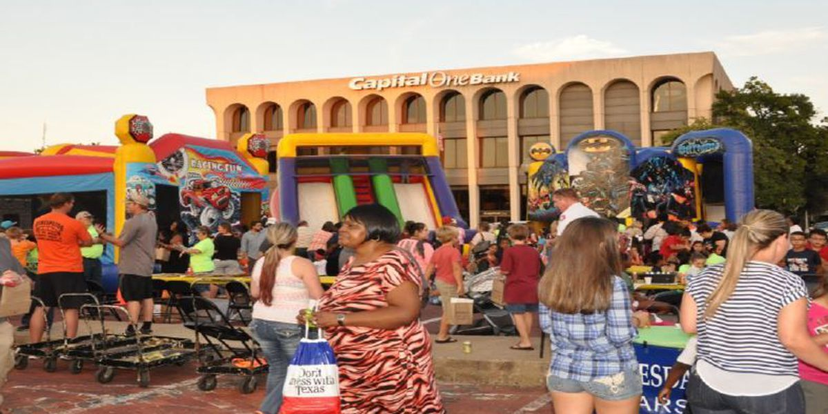 Marshall PD announces National Night Out event