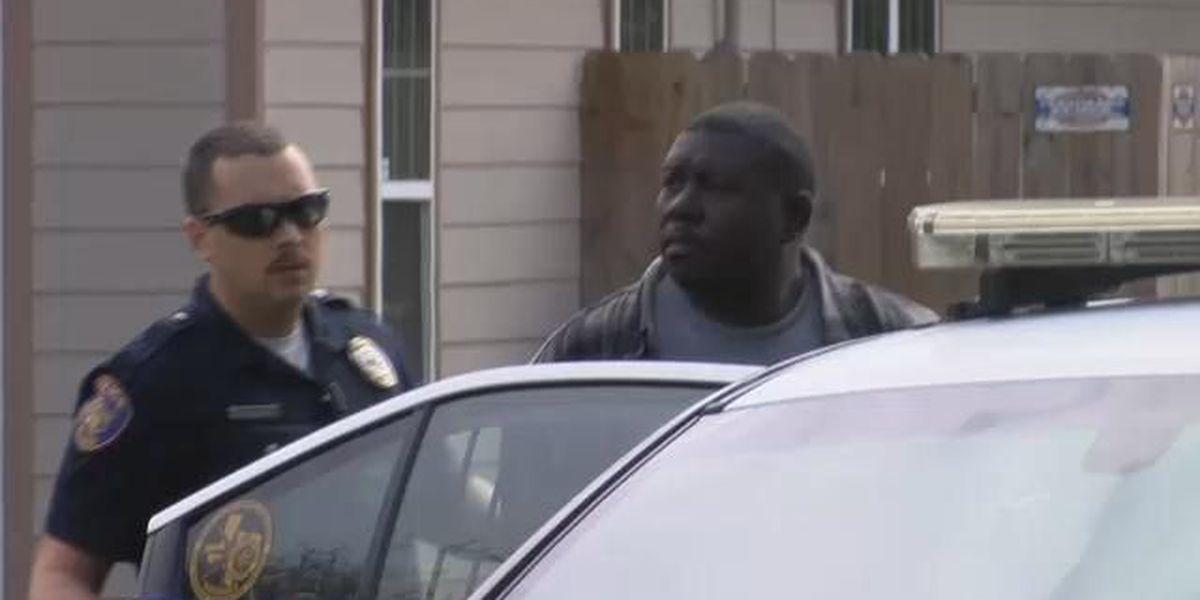 Police: Man threatened to drive car into school, 'start killing kids'