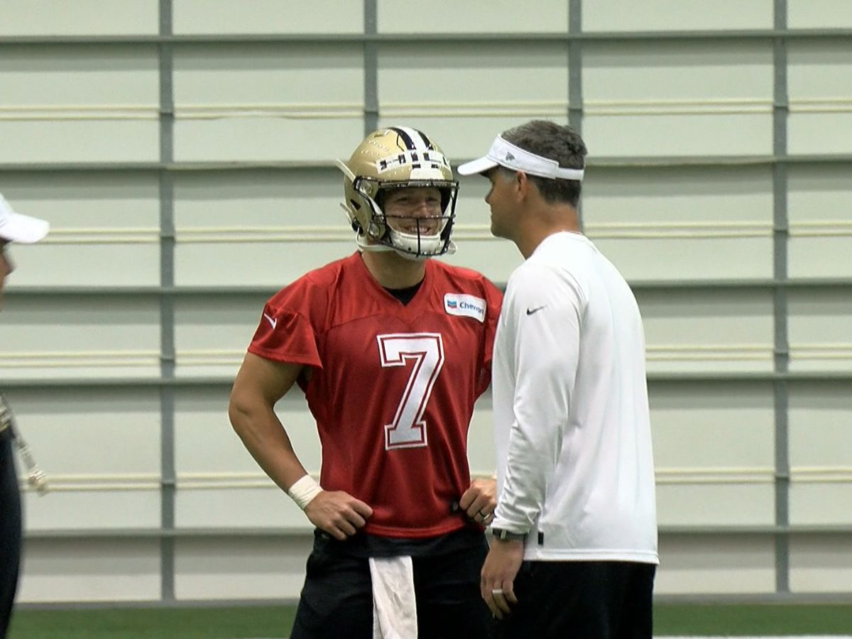 Saints QB coach Joe Lombardi to become Chargers offensive coordinator