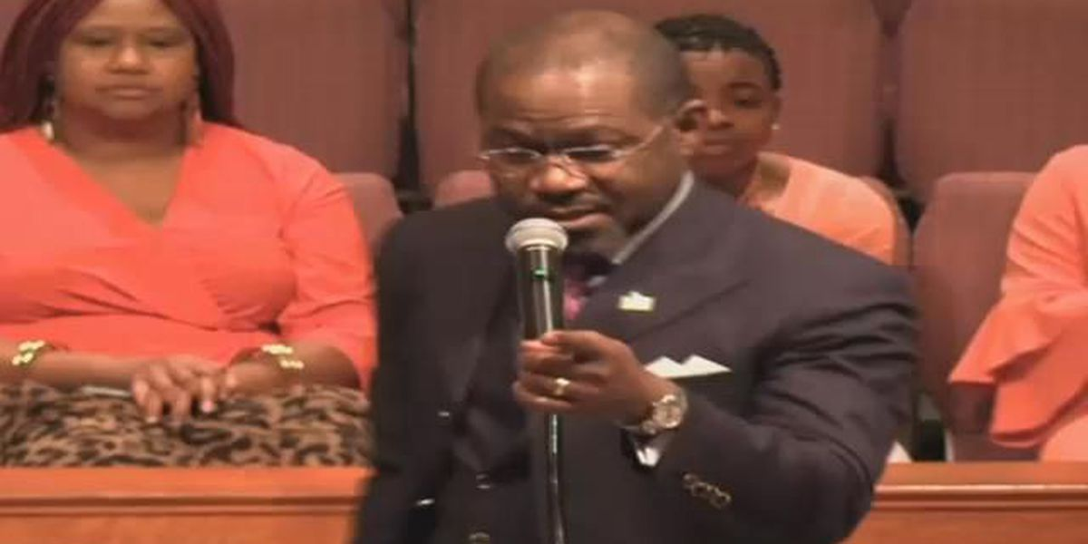Taking Back Our Streets: A pastor's stern words about fighting crime in Shreveport