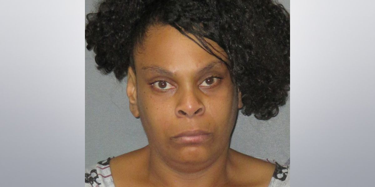 Woman banned from several Walmart stores accused of stealing
