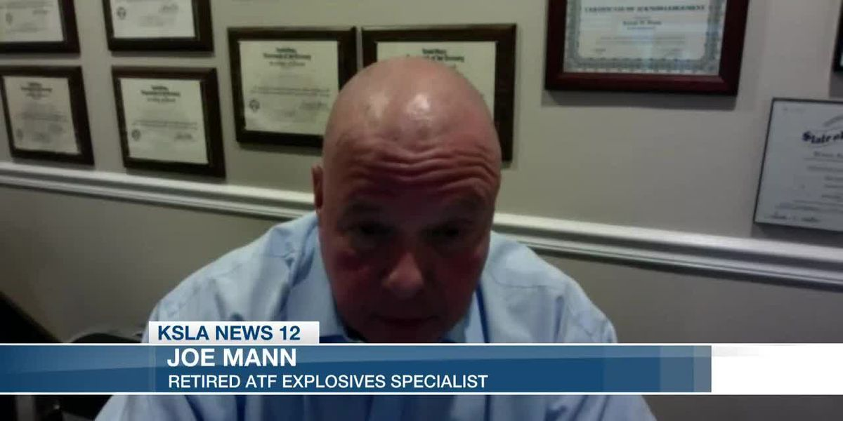 Retired explosives expert explains what clues Nashville bombing investigators are looking for