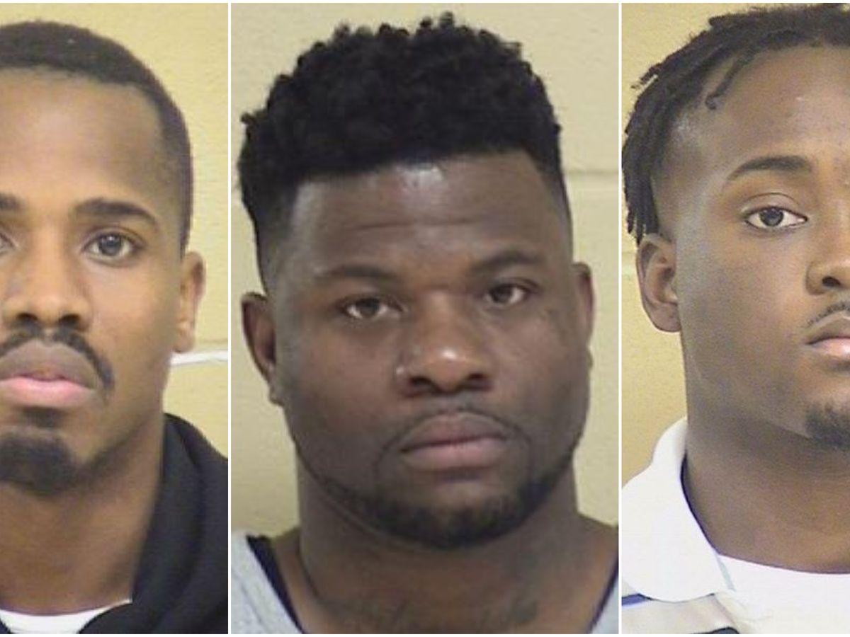 Grand jury indicts 3 men accused of killing police officer