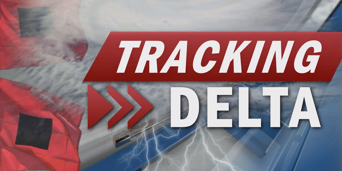 LIVE UPDATES: Hurricane Delta