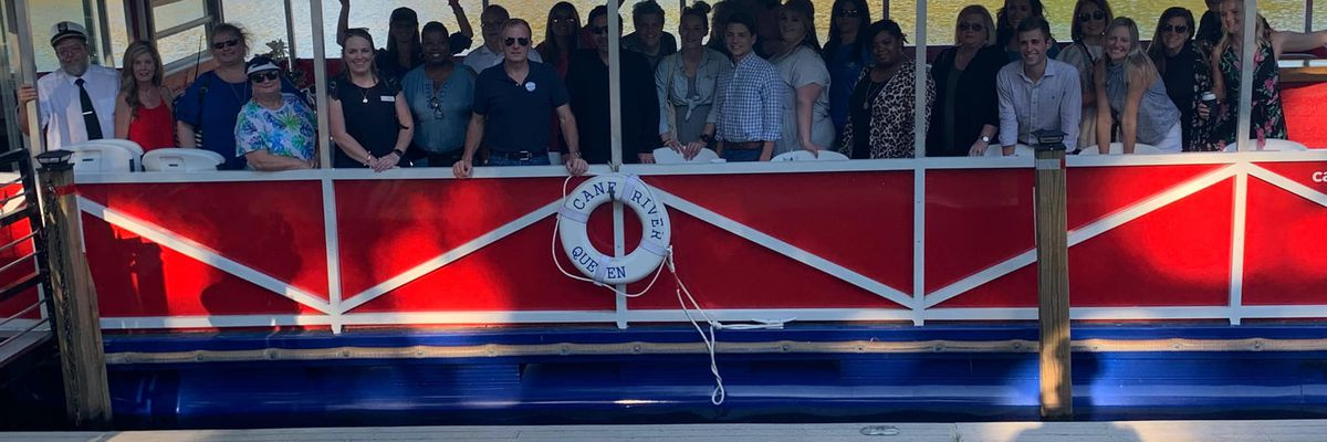 New riverboat debuts on Cane River, historic cruises available right now