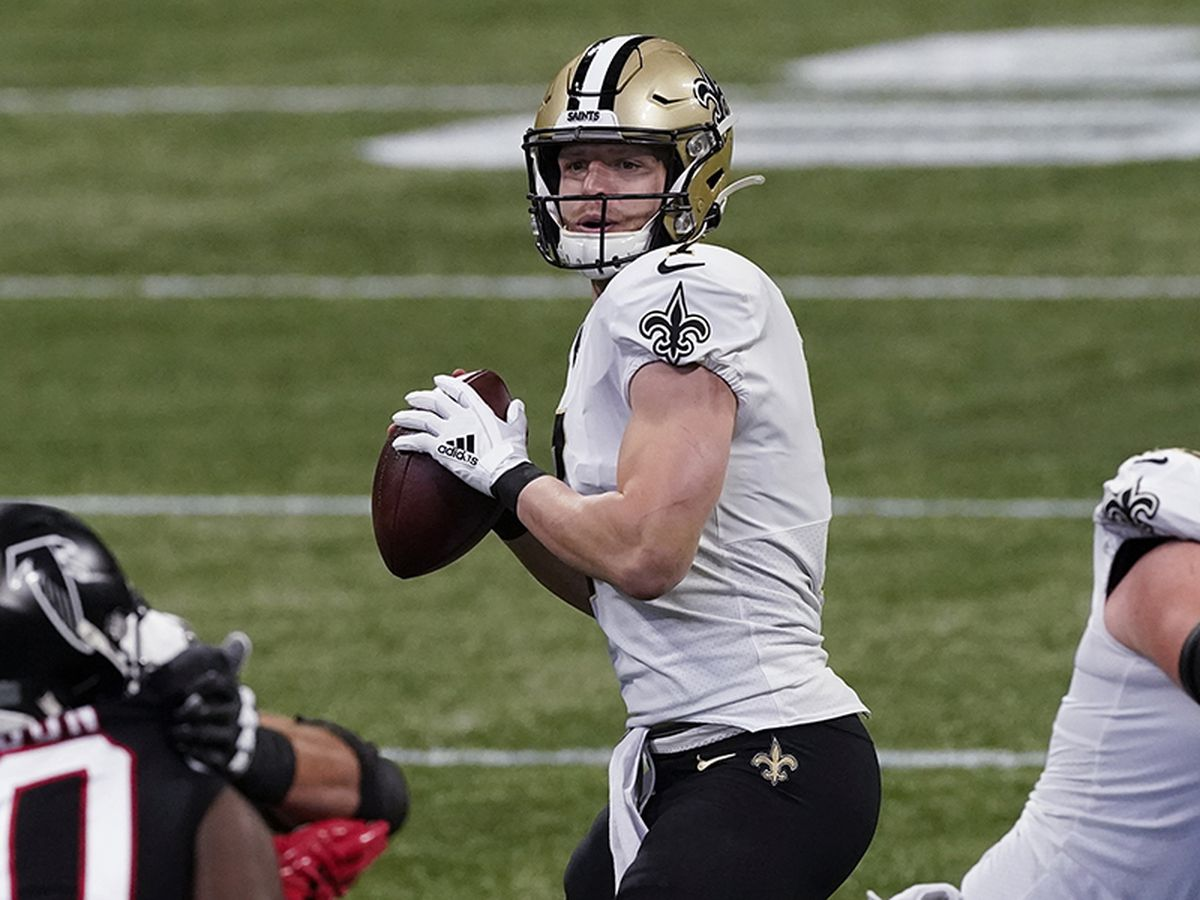 REPORT: Taysom Hill to miss game vs. Bucs