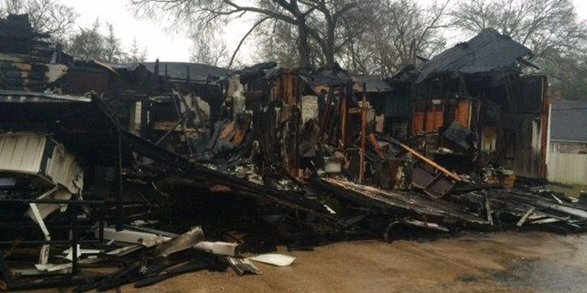 Heavy rainfall slows Rutherford House fire investigation, cleanup