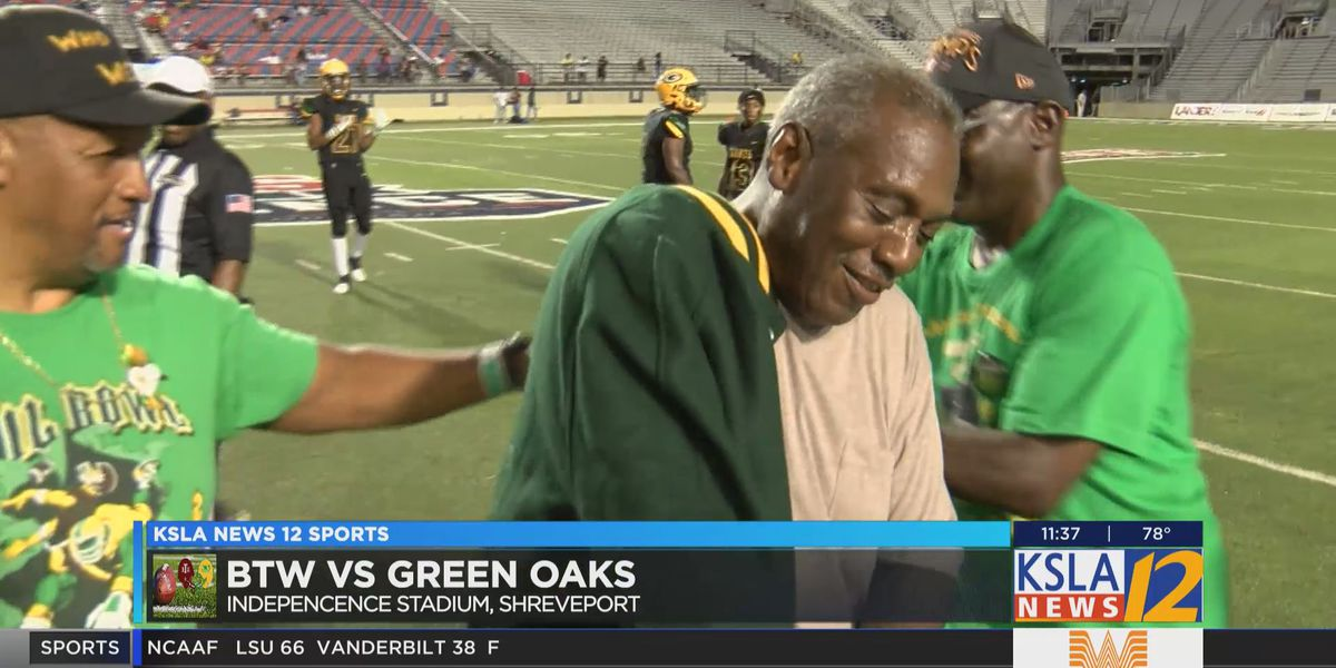 2019 Soul Bowl - Green Oaks 30 Booker T Washington 6