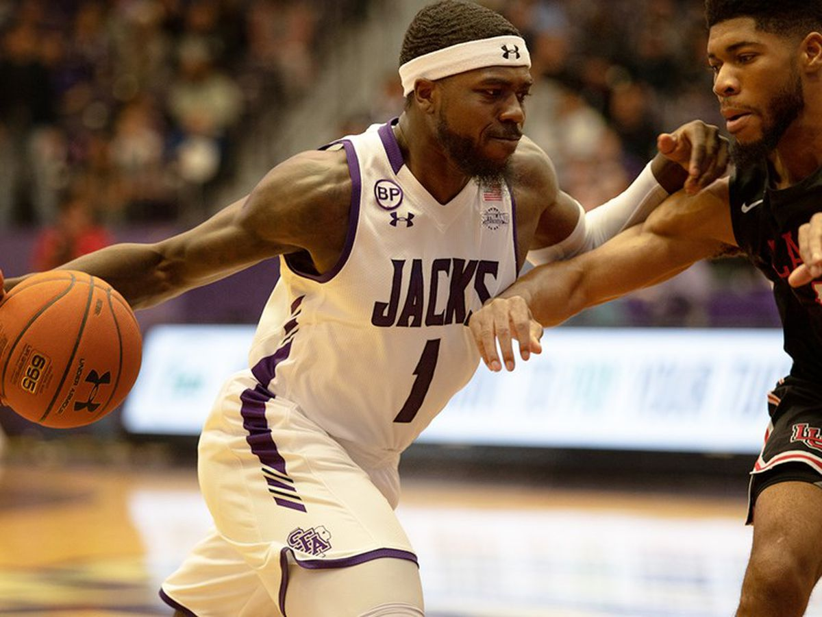SFA's Kevon Harris brings home National Player of the Week honor