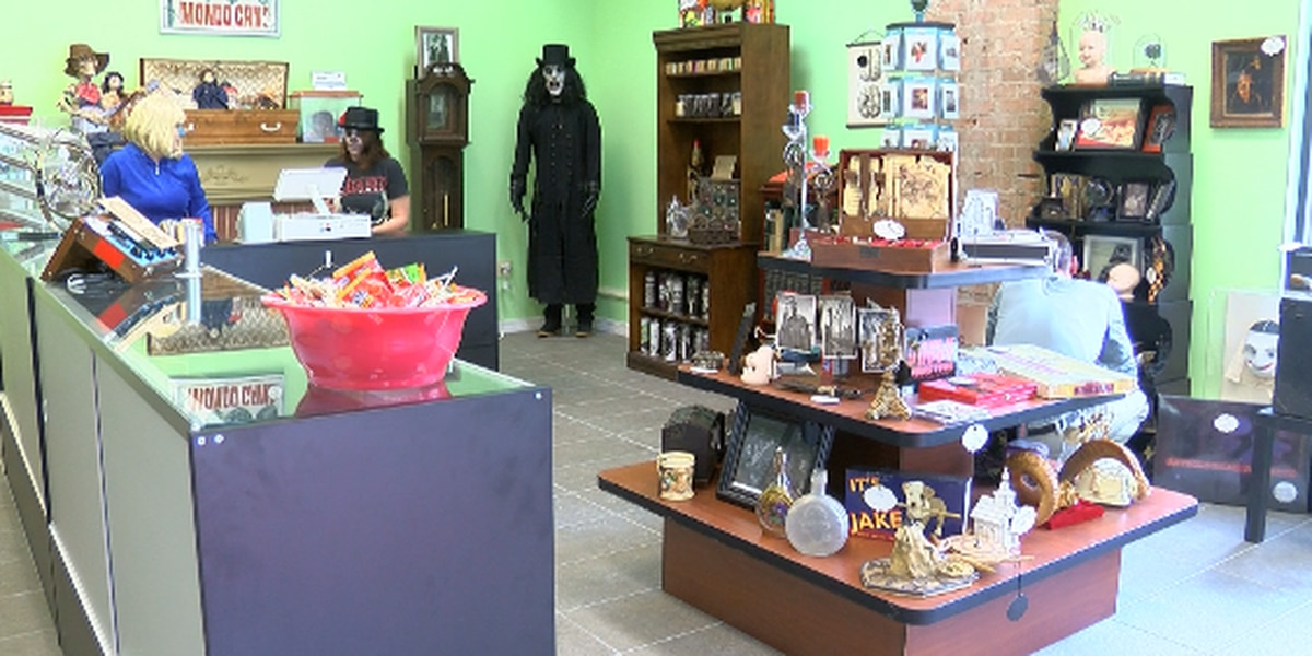 Business brings its oddities to downtown Shreveport
