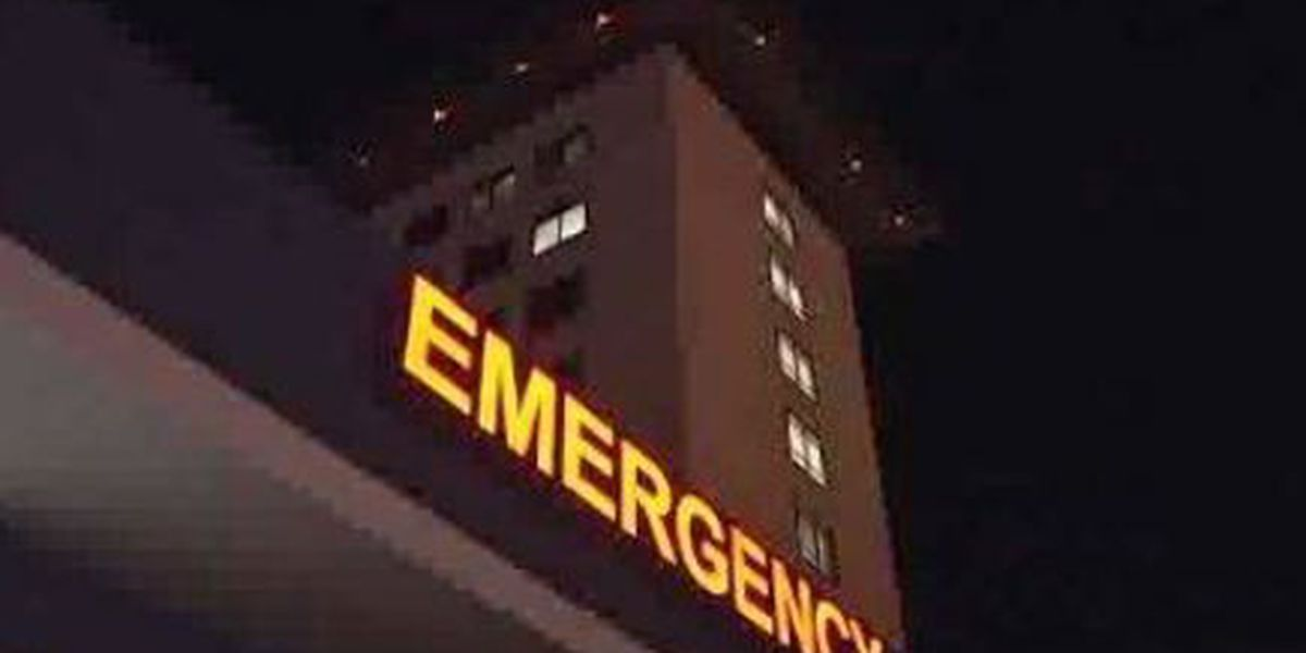 How long are you waiting in the ER?