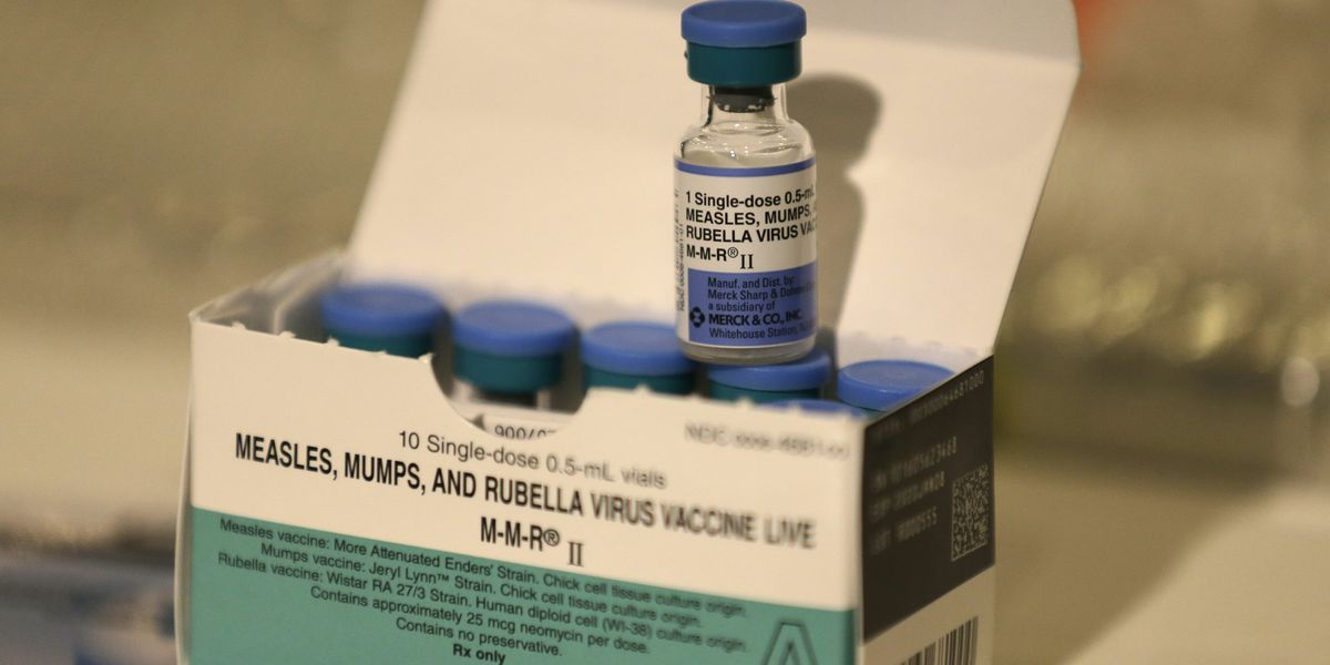 Louisiana doctor explains what mumps is and how it spreads