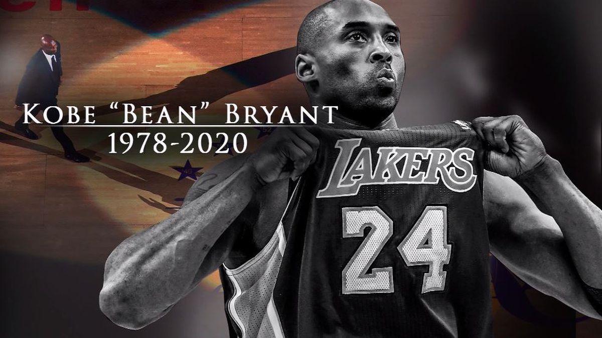 Kobe Bryant's sudden death in helicopter crash shocks fans, athletes around the world