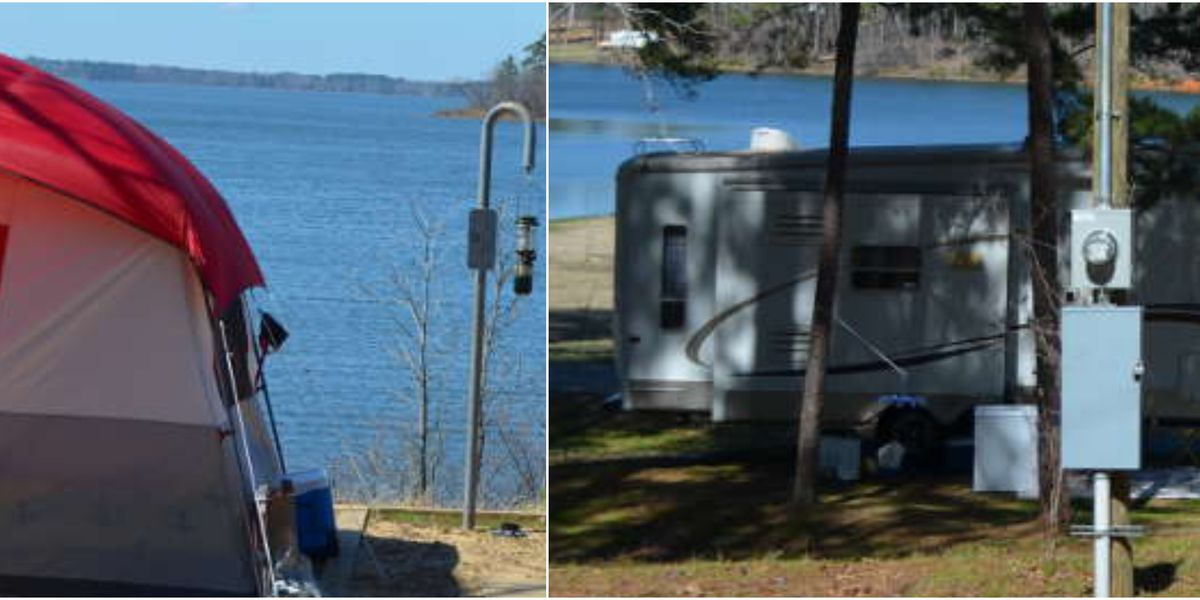 Some campgrounds at 2 East Texas lakes soon will be closed