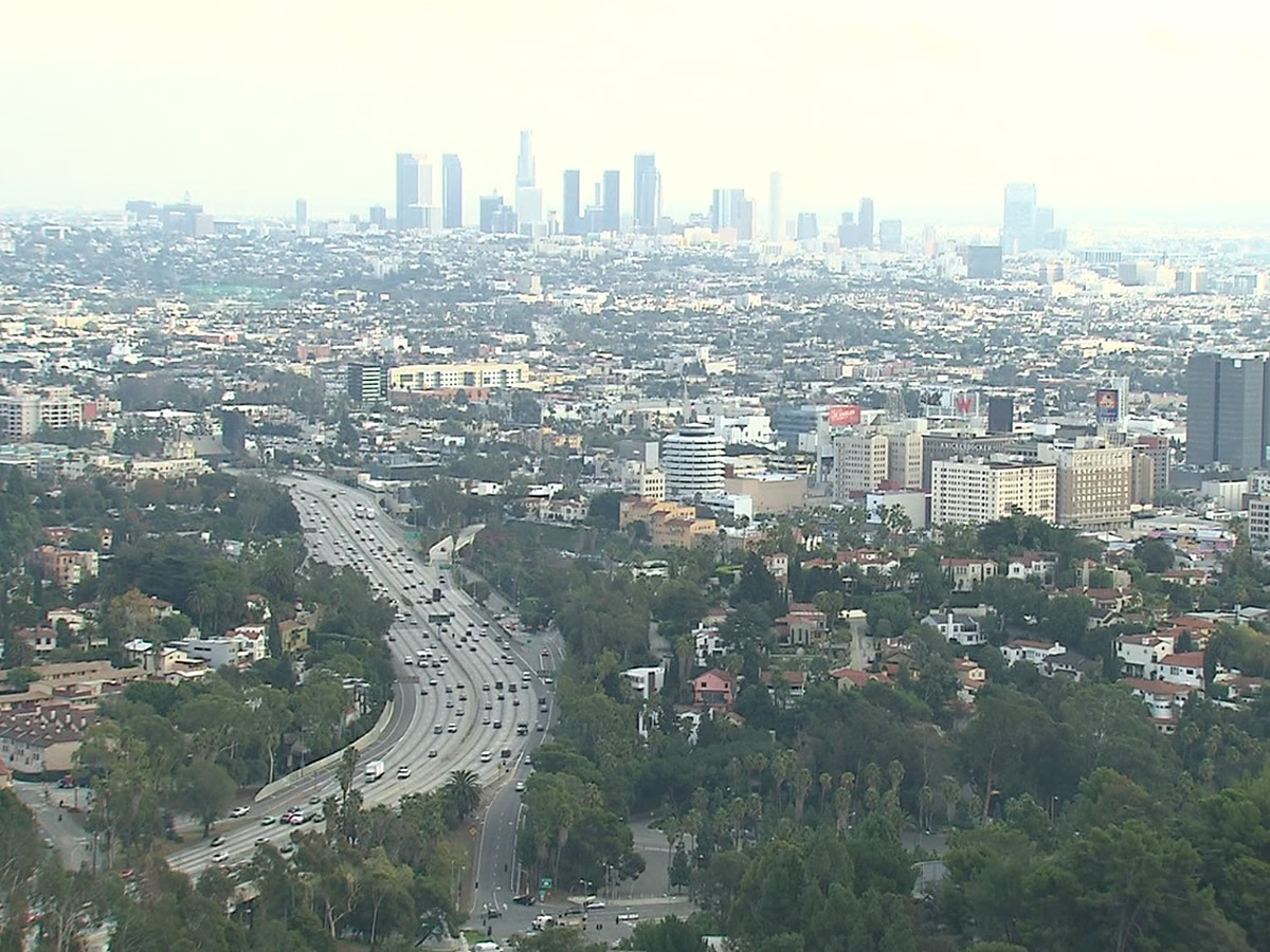 Los Angeles has the lowest pollution in the world