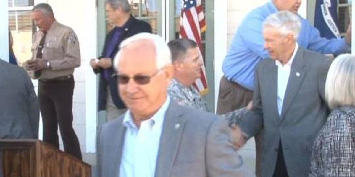 Meeting held at Camp Minden about plan to dispose of M-6 propellant