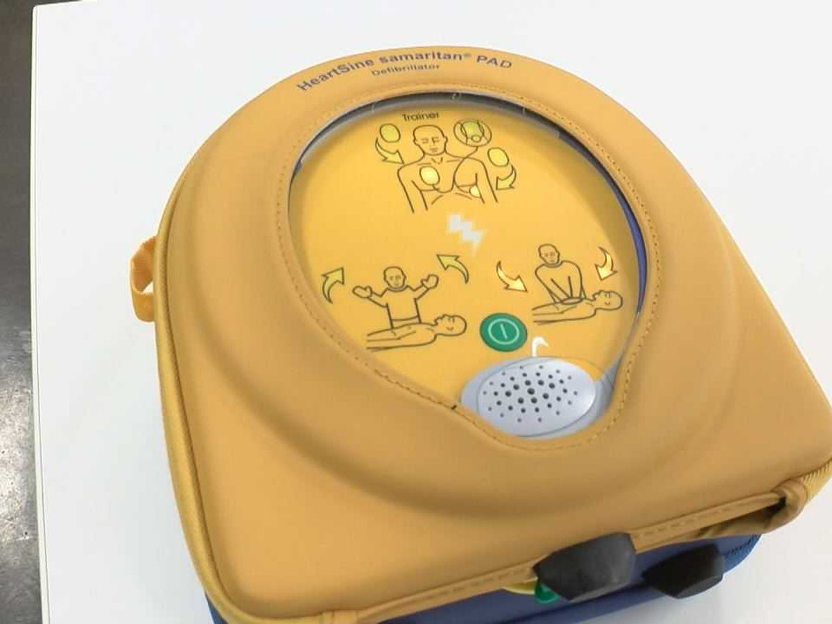 DeSoto Parish Schools purchases more AEDs after football player collapses at game