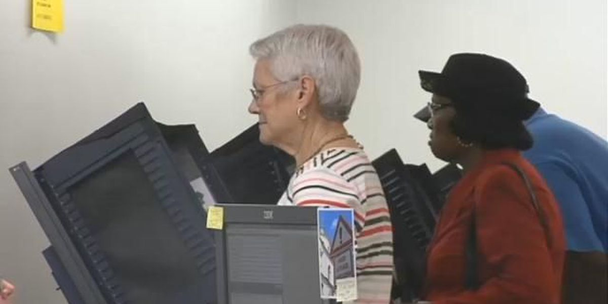 Early voting continues for 8th District runoff, propositions
