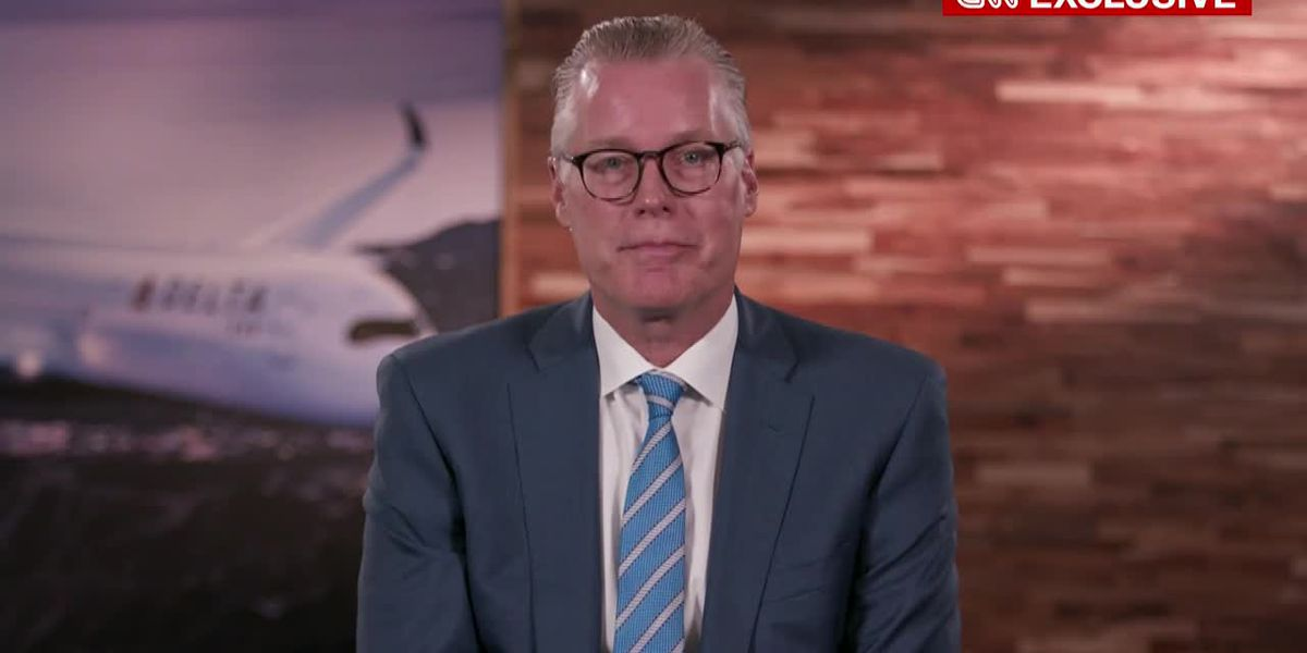Delta CEO on dropping flight change fees