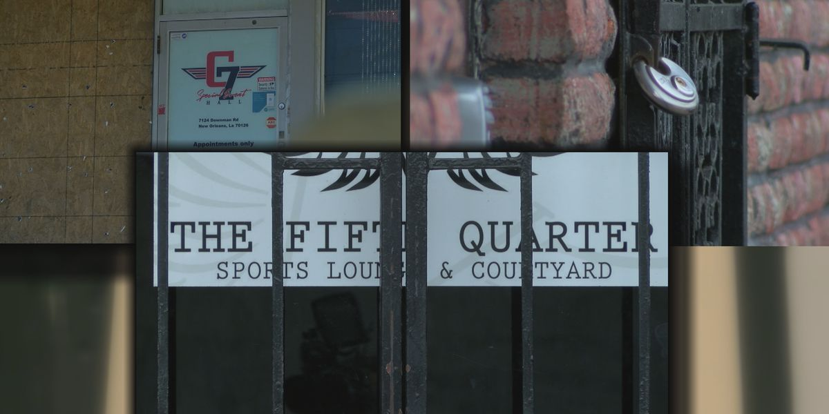 Bar owners feeling the squeeze ahead of Mardi Gras weekend through COVID compliance checks