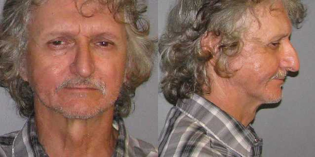 DeSoto Parish man, 64, arrested for first-degree rape