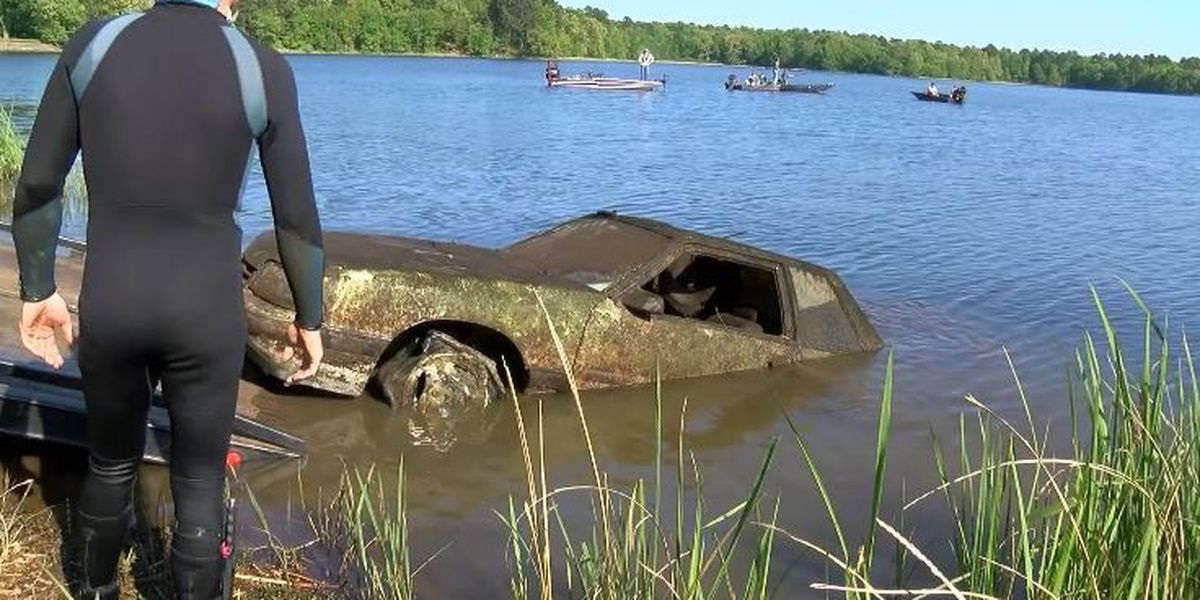 Stolen car, missing since 1987, found in Bringle Lake