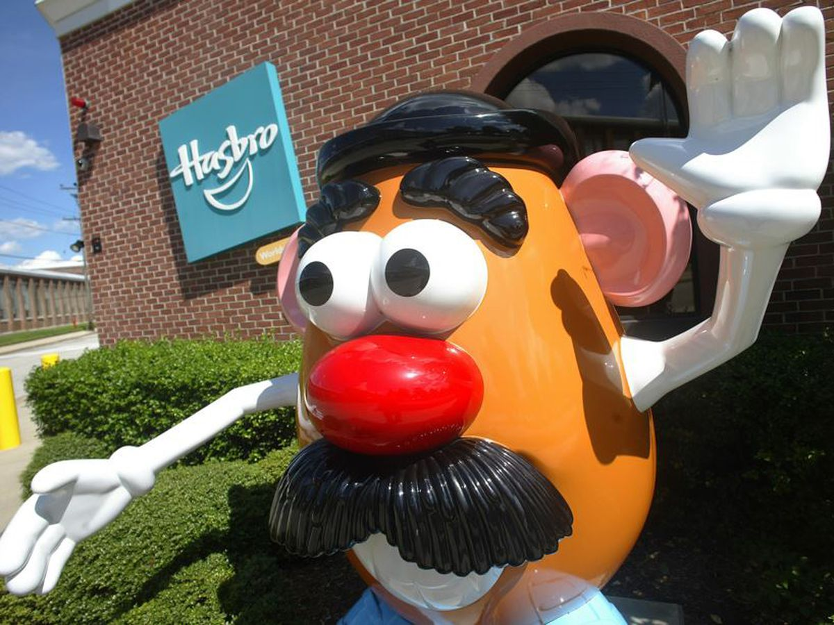 Mr. Potato Head drops the mister, sort of