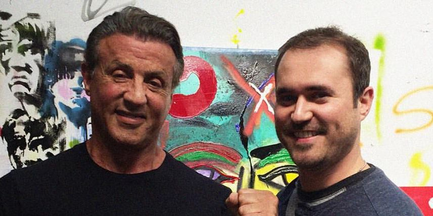 Carthage native discusses working with Stallone on 'Rocky' documentary