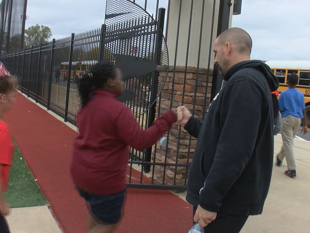 Fit for Life Event encourages students in Bossier Parish