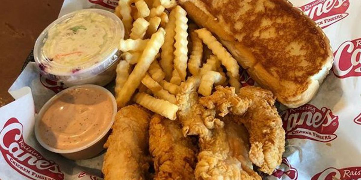 Raising Cane's founder named one of best CEOs to work for in country
