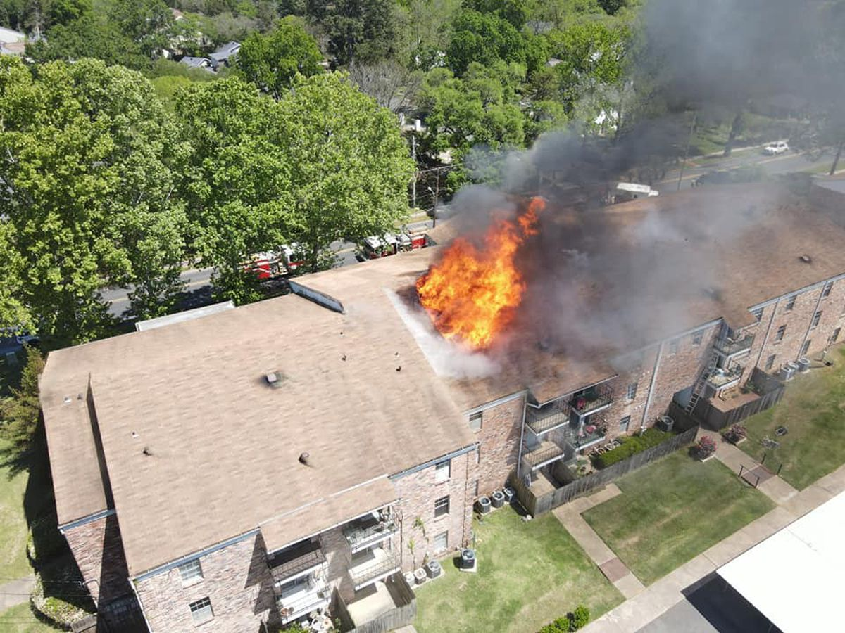 'Inferno' razes Fairfield Oaks condominiums; Fire Department says complex is a total loss