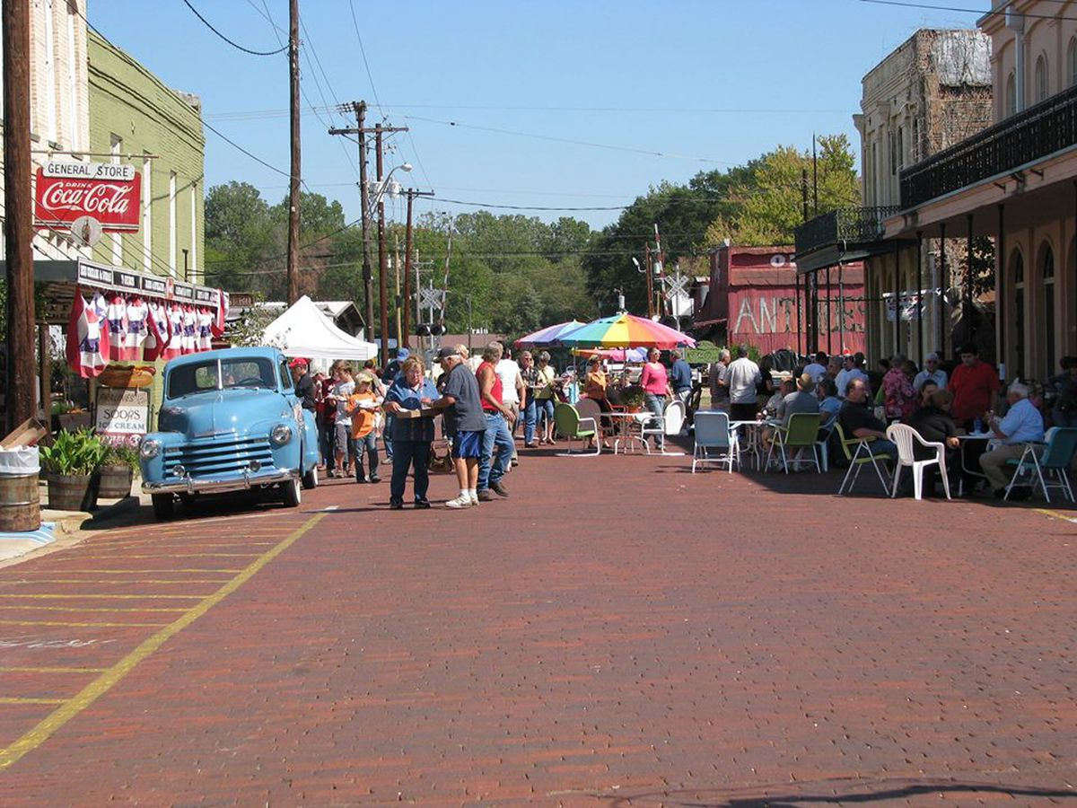 28th Annual Taste of Jefferson Oct. 21 in Jefferson, Texas