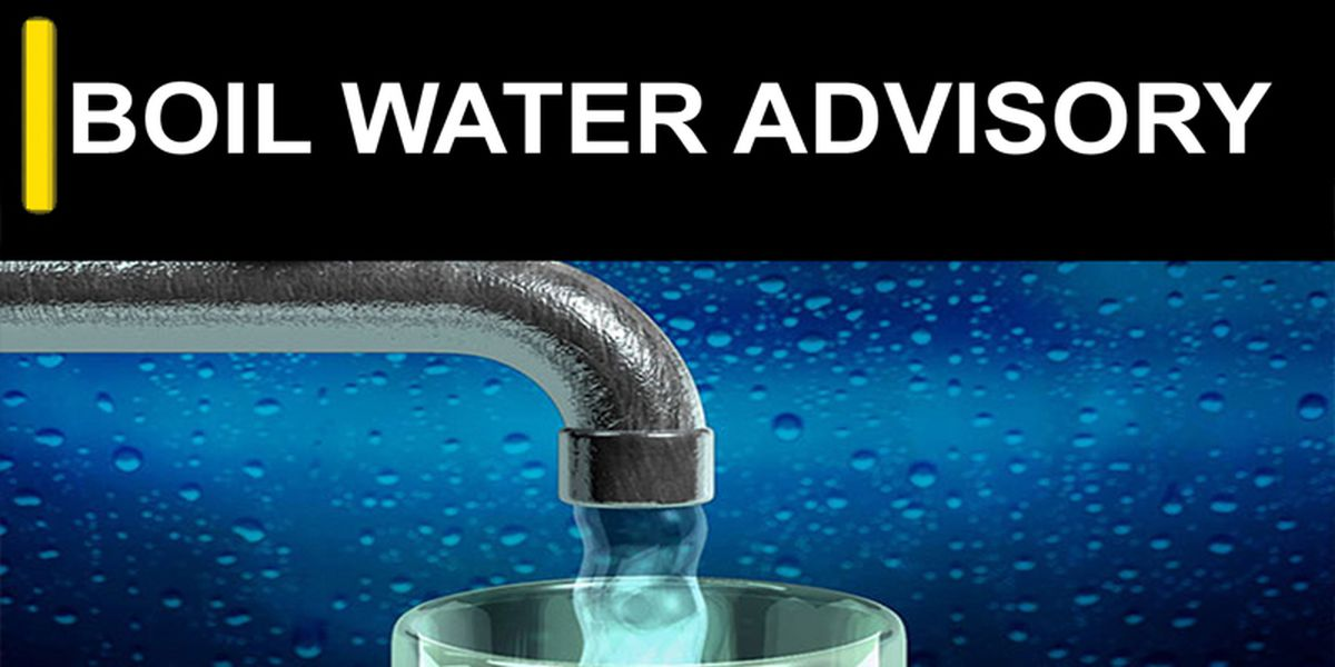 Boil advisory issued for south Webster Parish