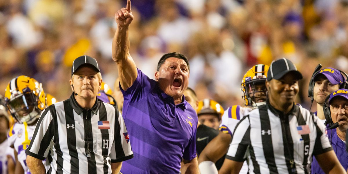 Lunch with Coach O: Alabama loss, Arkansas preview