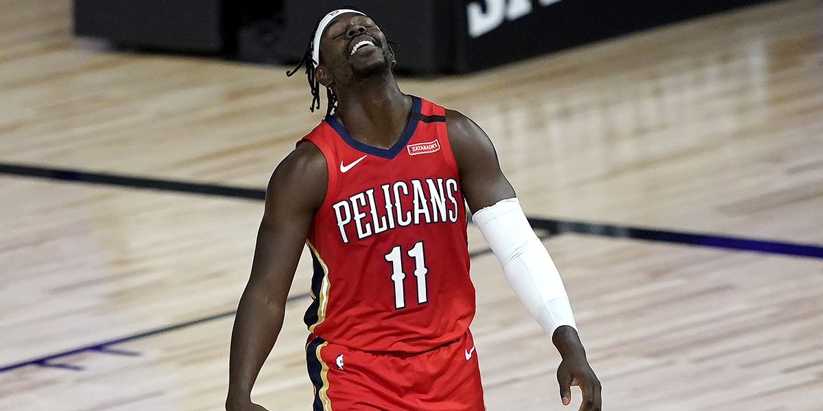 'Thank you, New Orleans' - Jrue Holiday says goodbye