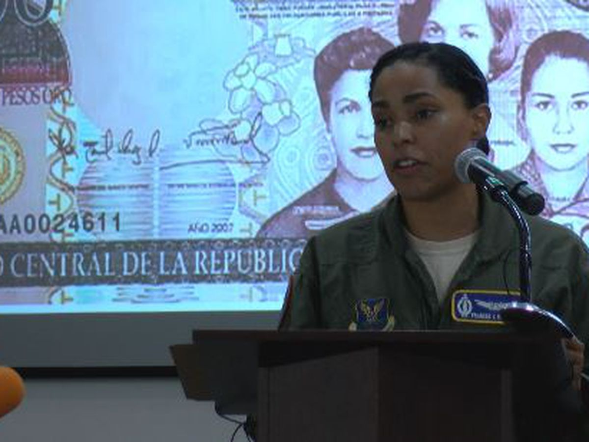 KSLA Salutes: Major Frances Mercado
