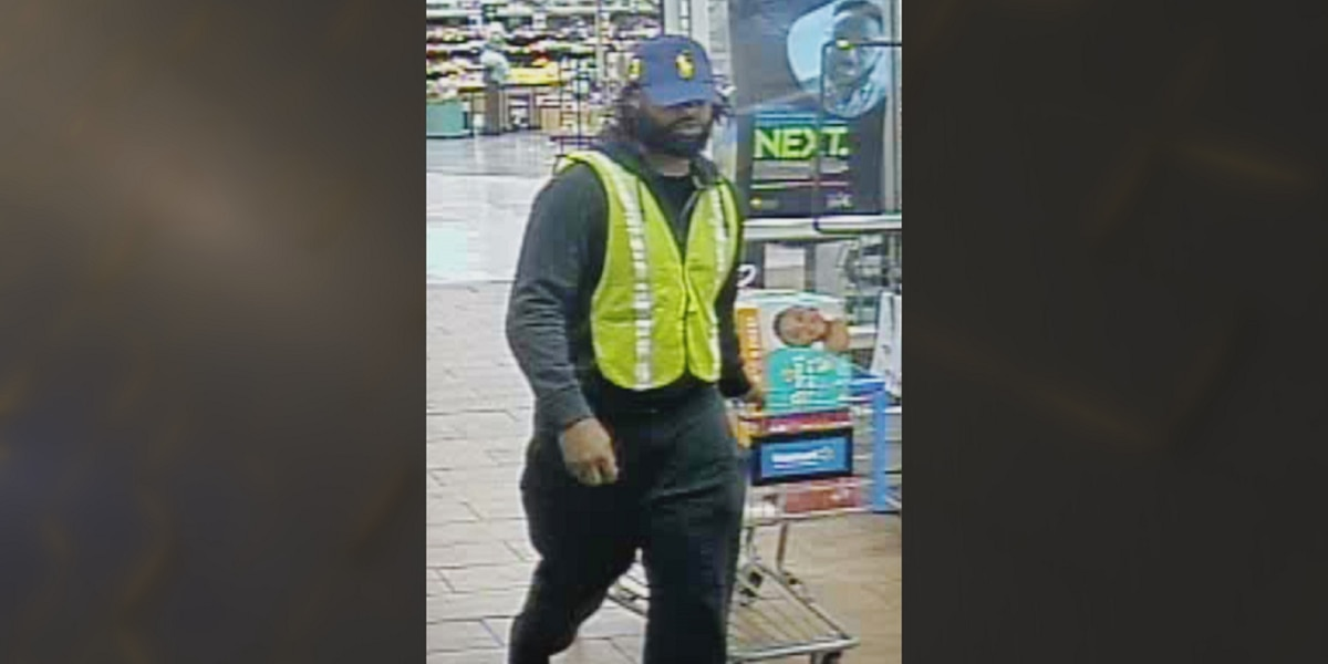 Man accused of using stolen credit cards, suspect sought