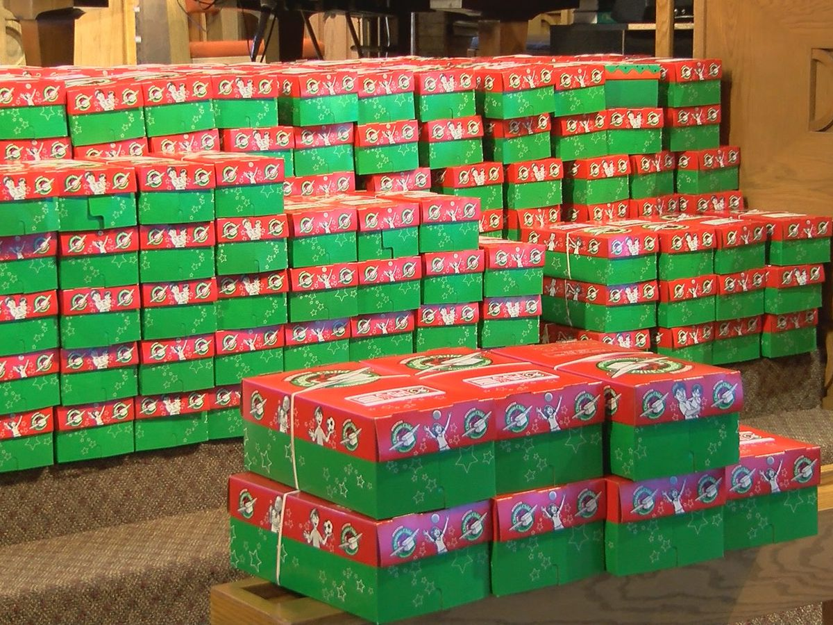 Operation Christmas Child seeking donations